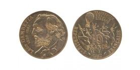 10 Francs Gambetta