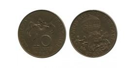 10 Francs Conquete de L'espace