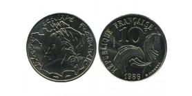 10 Francs Republique Essai