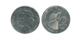 10 francs Schuman Essai