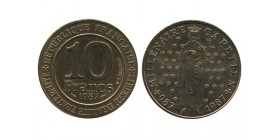 10 Francs Hugues Capet