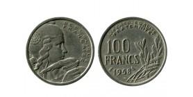 100 Francs Cochet Variété Chouette