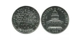 100 Francs Pantheon Essai