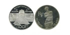 100 Francs Venus de Milo