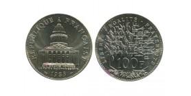 100 Francs Pantheon
