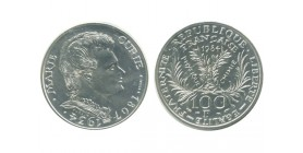 100 francs Marie Curie Essai