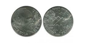 100 Francs Emile Zola
