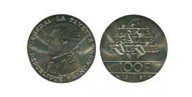100 Francs Lafayette