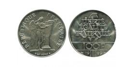 100 Francs Droits de L'homme