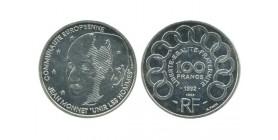 100 Francs Jean Monnet Essai