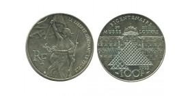 100 Francs Liberte Guidant le Peuple