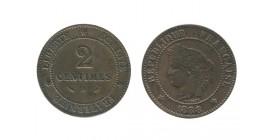 2 Centimes Ceres Troisième République