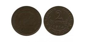 2 Centimes Dupuis Troisième République