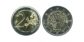 2 Euros Lettonie