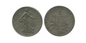 2 Francs Semeuse