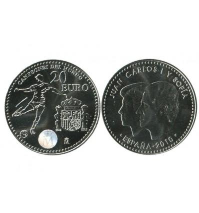 20 Euros Espagne