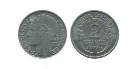 2 Francs Morlon Aluminium Cinquième République