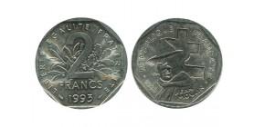 2 Francs Jean Moulin