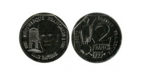 2 Francs Pasteur Essai
