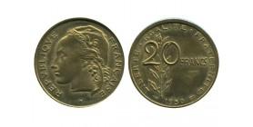 20 Francs Concours de Guzman