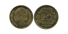 20 Francs Concours de Morlon