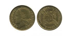 20 Francs Concours de Turin