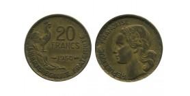20 Francs Georges Guiraud Quatrième République