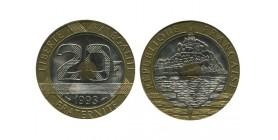 20 Francs Mont Saint Michel
