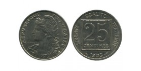 25 Centimes Patey Premier type