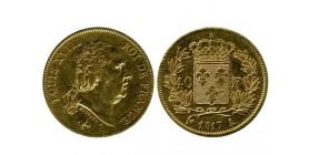 40 Francs Louis XVIII