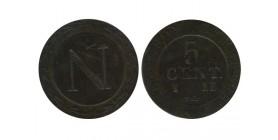5 Centimes Napoleon Ier