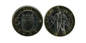 5 Euros Finlande