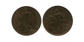 5 Centimes Dupuis Troisième République