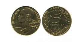 5 Centimes Lagriffoul