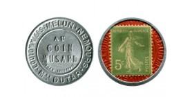 5 Centimes Semeuse Timbre monnaie au Coin Musard
