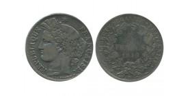 5 Francs Ceres