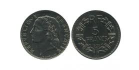 5 Francs Lavrillier Essai Nickel