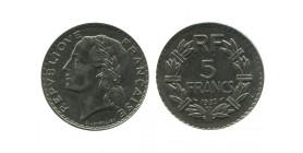 5 Francs Lavrillier Nickel