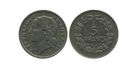 5 Francs Lavrillier Nickel