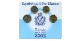 Minikit 20 Ct - 50 Ct - 1 € - 2 € St Marin