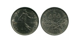 5 Francs Semeuse Nickel