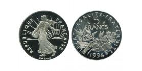 5 Francs Semeuse Nickel