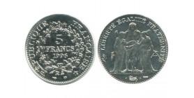 5 francs Hercule Esai