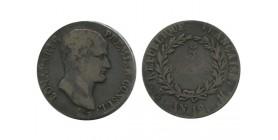 5 Francs Bonaparte 1er Consul Consulat