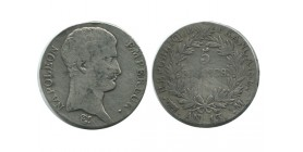 5 Francs Napoleon Empereur Calendrier Révolutionnaire