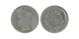 50 Centimes Ceres