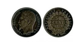50 Centimes Louis-Napoléon Bonaparte