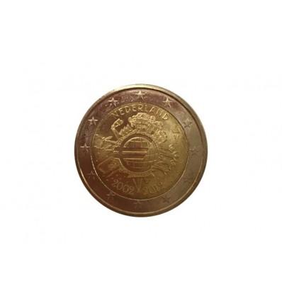Rouleau 2€ 10ème Anniversaire pays-bas