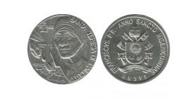 Médaille Mère Thérésa vatican