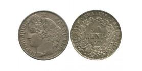 50 Centimes Ceres Troisième République
